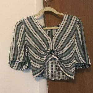 NWOT crop top from American Eagle